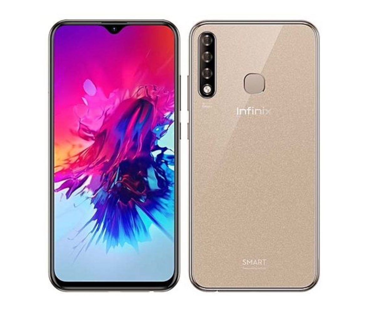 Infinix smart 3 plus 32Go  2Go de ram