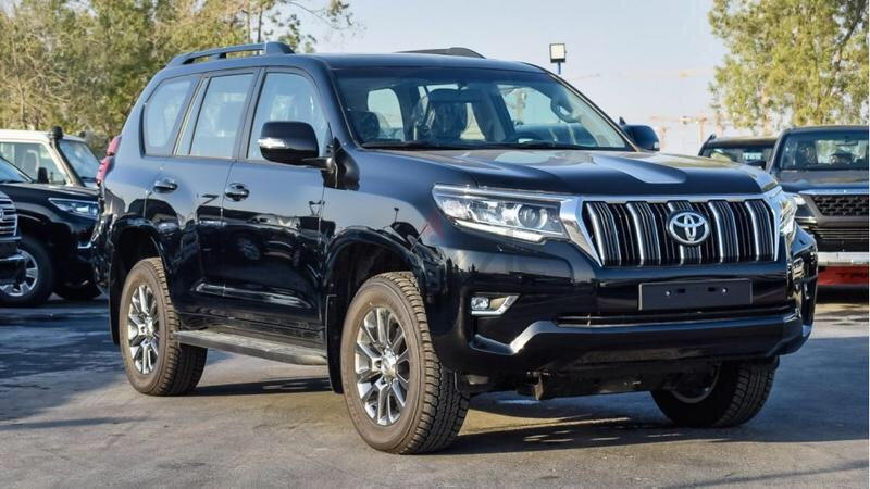 Toyota Land Cruiser Prado TXL Diesel 2018  Toyota Land Cruiser Prado TXL Diesel 2018 Brand new 