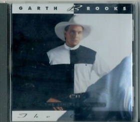 "CD country - Garth Brooks  The Chase 1.	""We Shall Be Free""	3:44