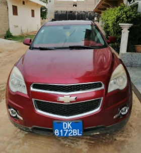 Chevrolet Equinox 2010 Version 4x4 CHEVROLET ÉQUINOX 2010