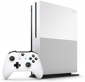 Xbox one s 1to xbox one s : plus belle, plus fine, plus performante ! 40% plus petite que la xbox one, la xbox one s embarque un stockage interne de 1 to et vous propose une expérience de jeux et de divertissements comme jamais vous n
