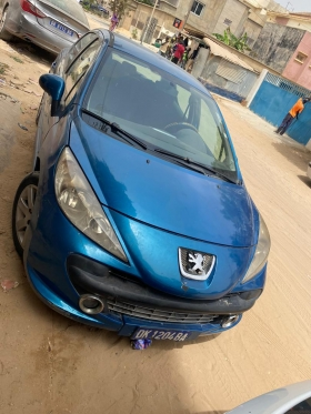 Peugeot 207 2008 PEUGEOT 207