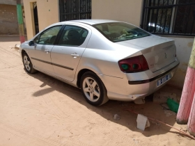 Wanter peugeot 407 Wanter mou gaw!!